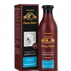 Balsam CHAMP RICHER pentru CAINI cu BLANA ALBA, 250 ml