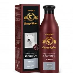 Sampon CHAMP RICHER pentru CAINI cu BLANA ALBA, 250 ml