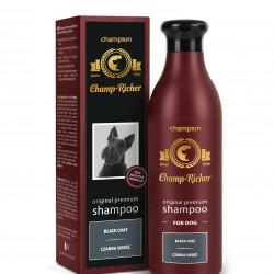 Sampon CHAMP RICHER pentru CAINI cu BLANA NEAGRA, 250 ml