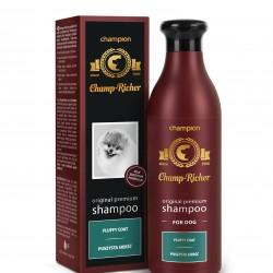 Sampon CHAMP RICHER pentru CAINI cu BLANA PUFOASA, 250 ml
