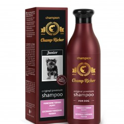 Sampon CHAMP RICHER pentru CATELUSI Yorkshire Terrier, 250 ml