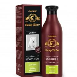Sampon CHAMP RICHER pentru CATELUSI cu BLANA ALBA, 250 ml