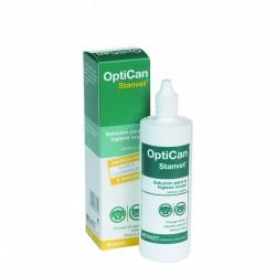 Solutie pentru igienizarea si lubrifierea ochilor OPTICAN, Stangest, 125ml