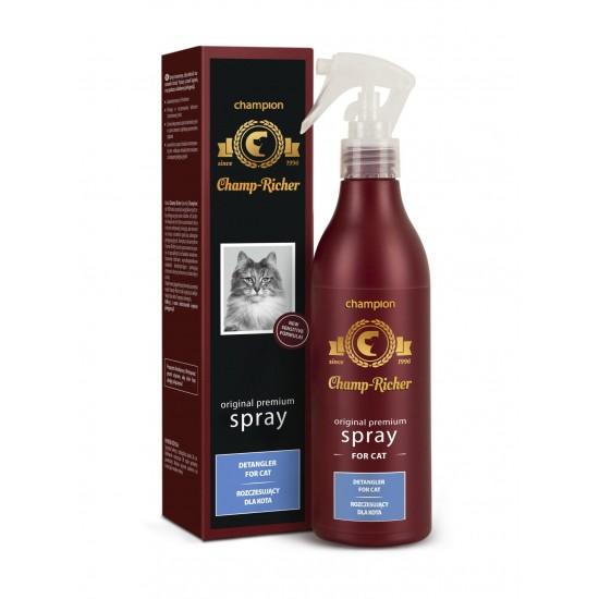 Spray CHAMP RICHER pentru descacire PISICI, 250 ml