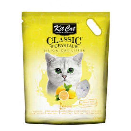 KIT CAT CLASSIC CRYSTAL LEMON- 5L