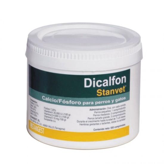 DICALFON, STANGEST, 500 tablete