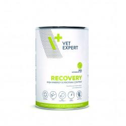 4T Dieta umeda RECOVERY DOG, VetExpert, 400 g