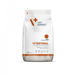 4T Dieta Veterinara INTESTINAL DOG, VetExpert,  2 Kg