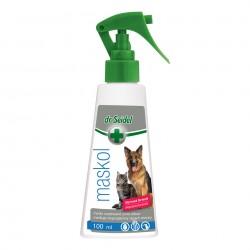Solutie pentru neutralizarea mirosurilor de animale, Dr. Seidel, Maskol, 100 ml