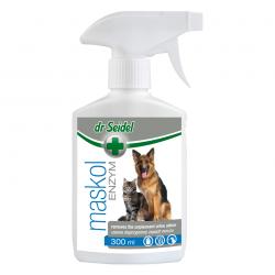 Solutie pentru indepartarea petelor de urina, Dr. Seidel, Maskol Enzym, 300 ml