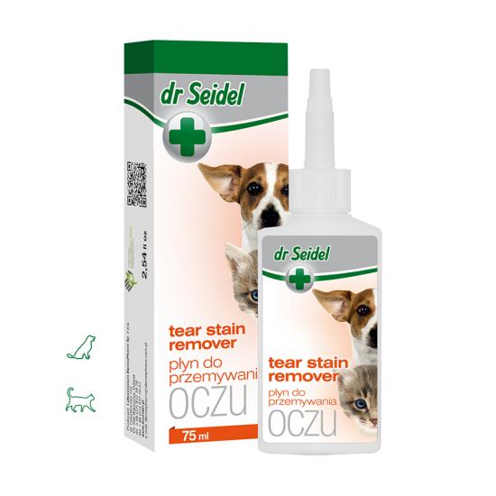 Solutie oftalmica pentru igiena perioculara, Dr. Seidel, Oczu, 75 ml