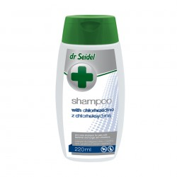 Sampon Dr. SEIDEL CLORHEXIDINA 3%, 220ml