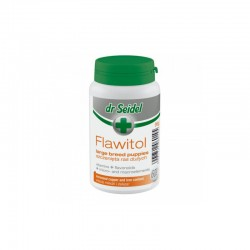 Flawitol Puppy Large Breed, Dr. Seidel, 60 Tablete