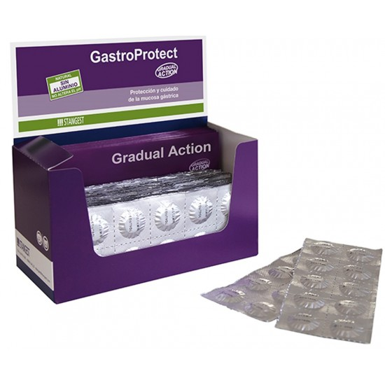 Gastroprotect, STANGEST, Blister 8 tablete