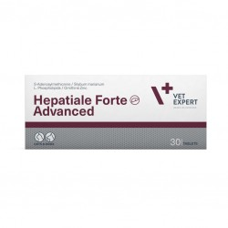 Hepatiale Forte Advanced, VetExpert, 30 tablete
