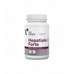 Hepatiale Small Breed Twist Off, VetExpert, 40 capsule