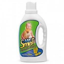 Solutie curatare pete si mirosuri de animale, Mr Smell, Floral, 1000 ml