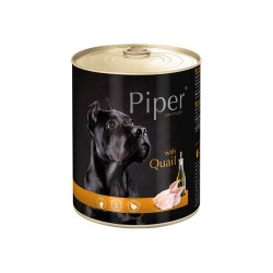 Hrana umeda Piper Animals, prepelita, conserva, 800 g