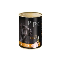 Hrana umeda Piper Animals, prepelita, conserva, 400 g
