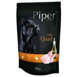 Hrana umeda Piper Animals, prepelita, plic, 500 g