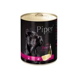 Hrana umeda Piper Animals, burta de vita, conserva, 800 g