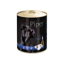 Hrana umeda Piper Animals, cod, conserva, 800 g