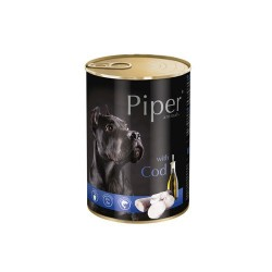 Hrana umeda Piper Animals, cod, conserva, 400 g