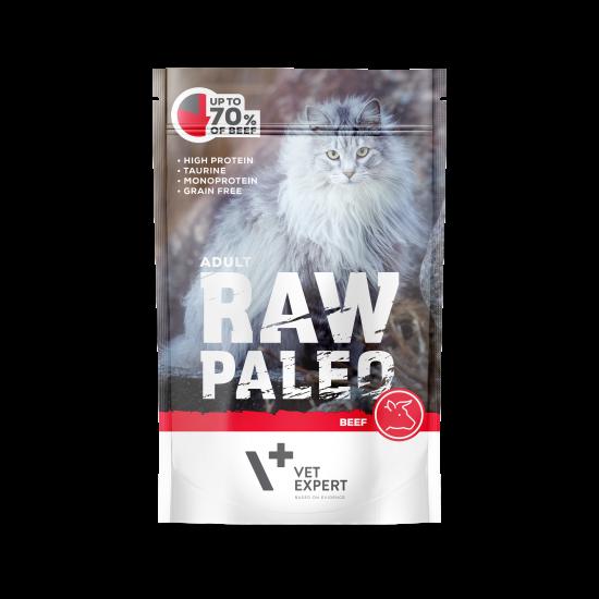 RAW PALEO CAT, adult, vita, 100 g