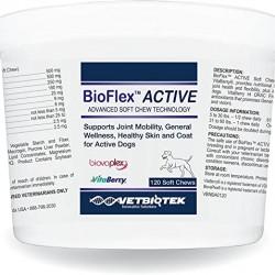 BIOFLEX active, VetBiotek, 120 tablete