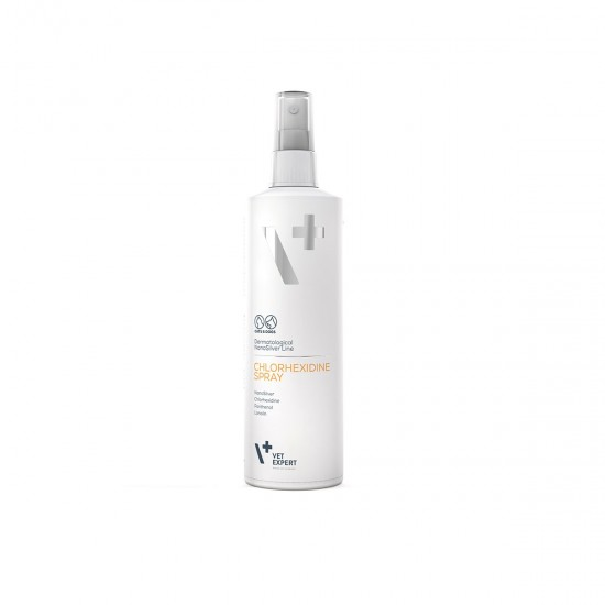 Spray Nanosilver Vetexpert CLORHEXIDINA 4%- 100ml