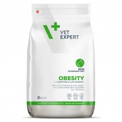 4T Dieta Veterinara OBESITY DOG, VetExpert, 2Kg