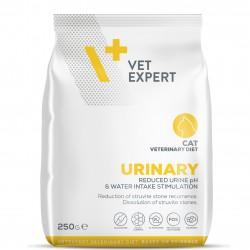 4T Dieta Veterinara URINARY CAT, VetExpert 250g