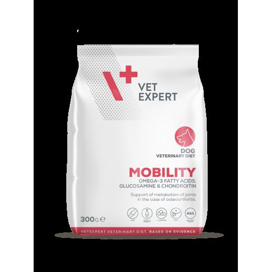 4T Dieta Veterinara MOBILITY DOG, 300 g