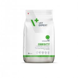 4T Dieta Veterinara OBESITY CAT, VetExpert, 2Kg