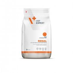 4T Dieta Veterinara RENAL CAT, VetExpert, 2 Kg