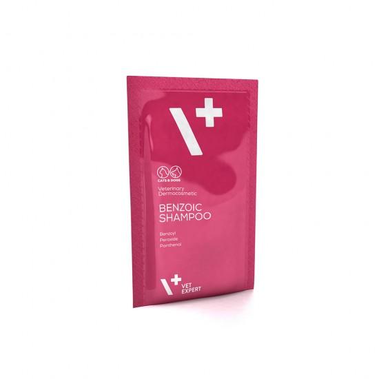 VetExpert Sampon benzoic, 20 x 15ml