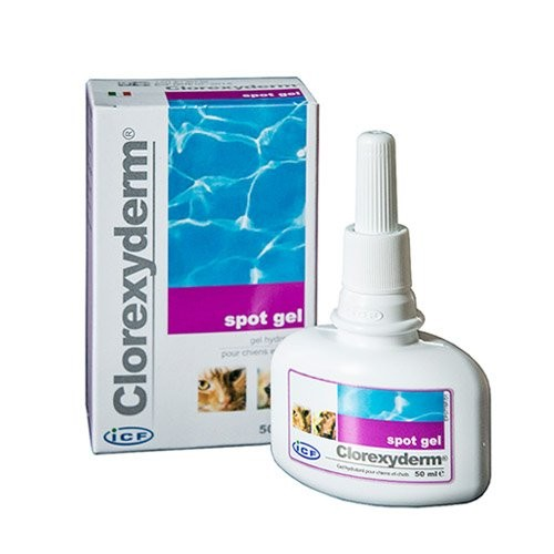 CLOREXYDERM SPOT GEL - 100ml imagine