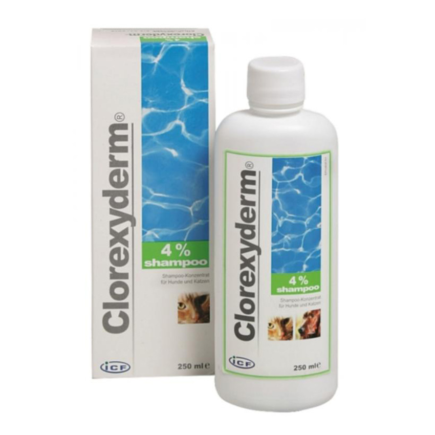 Imagine Clorexyderm Sampon 4 250ml