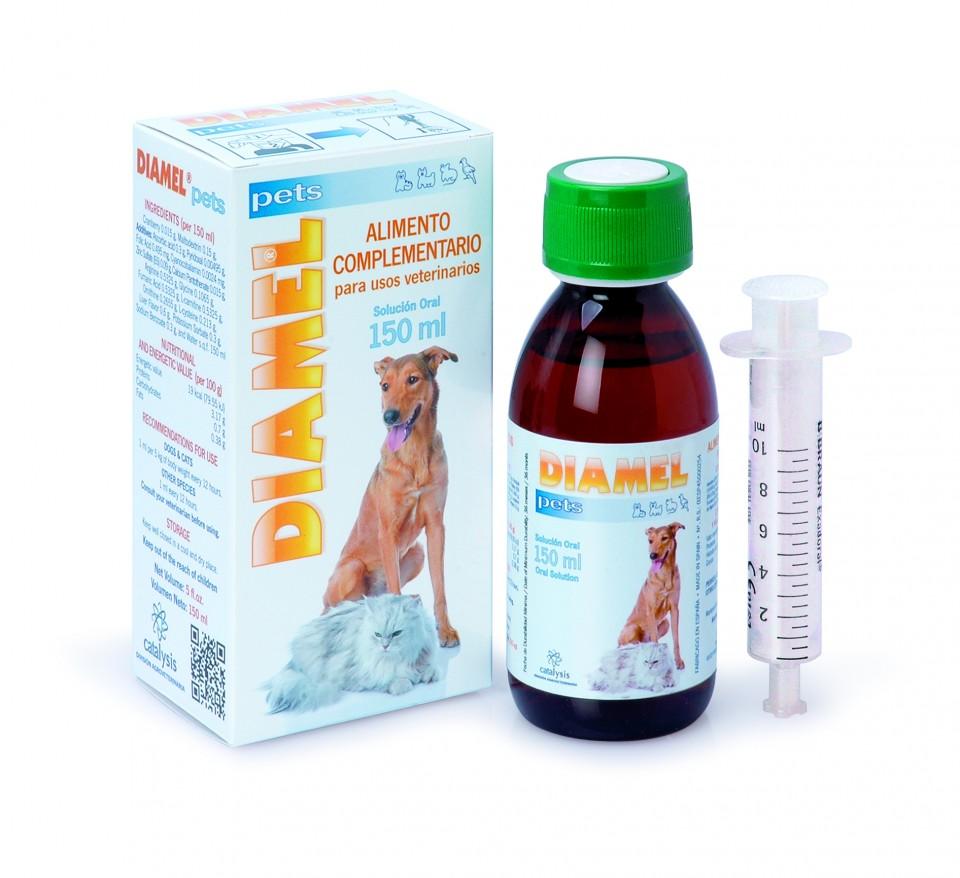 DIAMEL Pets, Catalysis, 150 ml 4pet.ro