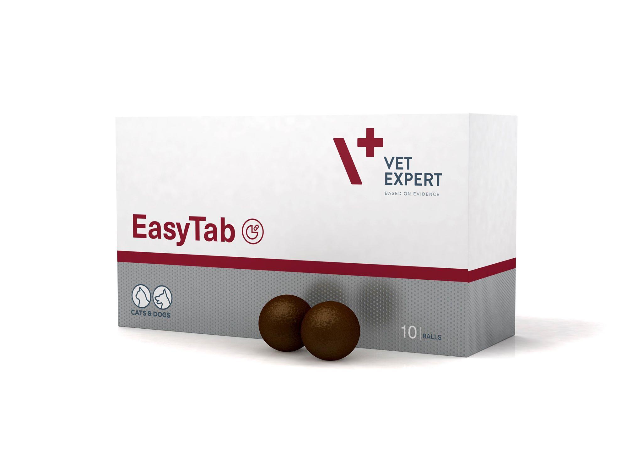 EasyTab, VetExpert, 10 tablete 4pet.ro
