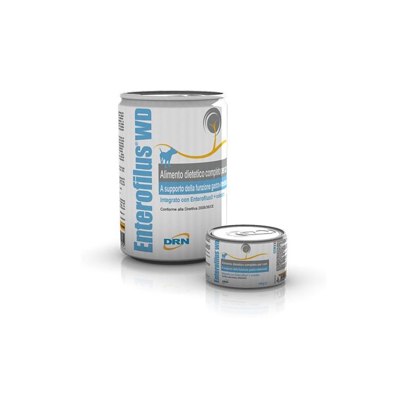 ENTEROFILUS WD, dieta umeda, 150 g 4pet.ro