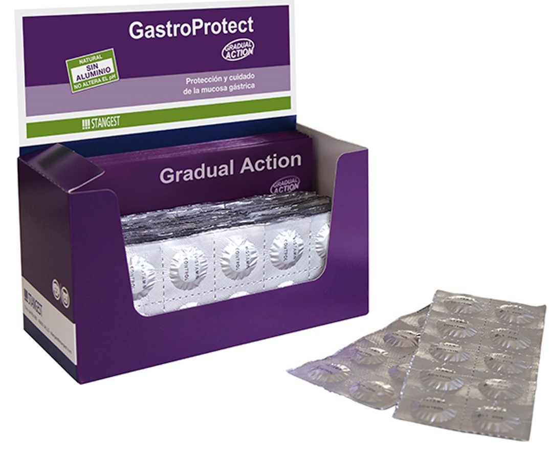 Imagine Gastroprotect Stangest Cutie 12 Blisters 96 Tablete