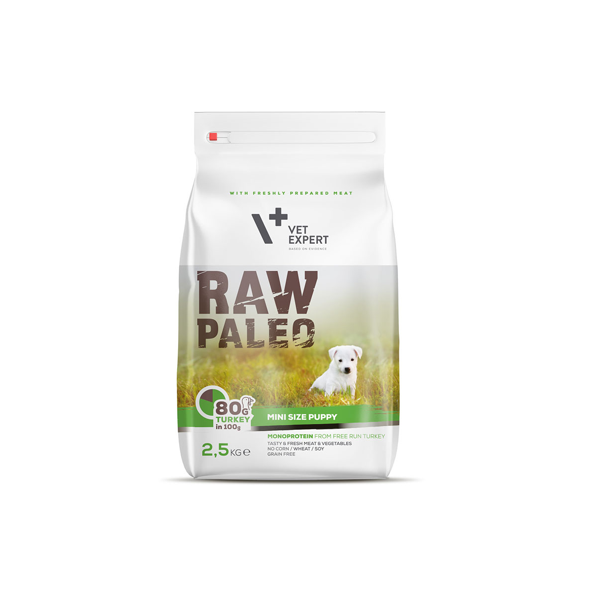 Imagine  Hrana Uscata Raw Paleo Puppy Rase Mici 16 Kg